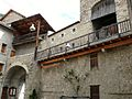 Colmars - Porte de Savoie - Côté ville.JPG