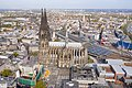 Cologne Cathedral in Germany, a view from the south (48986456728).jpg