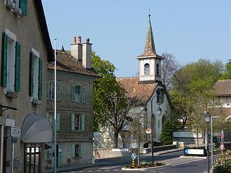 Cologny - Image: Cologny centre