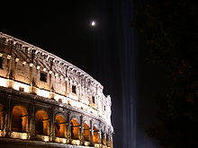 Colosseum By Night.JPG