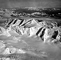 Columbia Glacier and Meares Glacier, Valley Glacier Head, August 24, 1964 (GLACIERS 1072).jpg