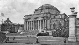 Low Memorial Library - Low Library c. 1900