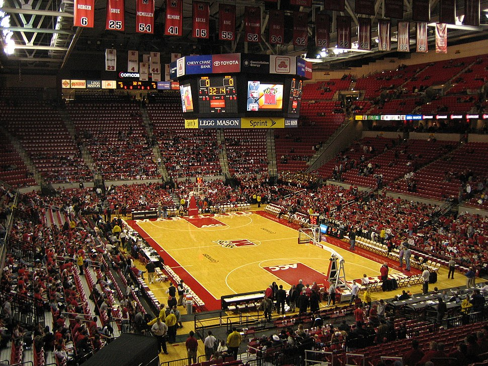 Comcast Center interior
