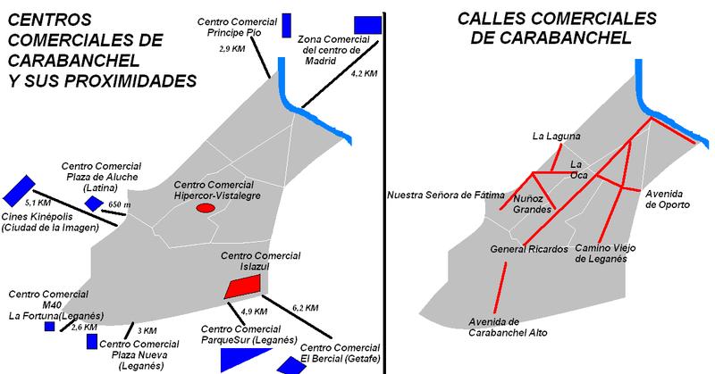 Centros Comerciales Cerca Del Hotel Senstor Barajas De Madrid