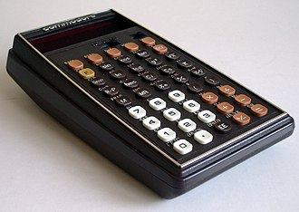 Commodore International - Commodore PR-100 programmable calculator