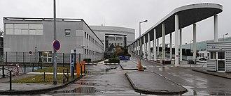 Compiègne - Compiegne-Noyon Hospital