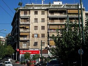 Six floor condominium in Kypseli, Athens, Gree...