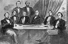 Cabinet of the Confederate States of America - Wikipedia
