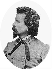 Confederate General Earl Van Dorn by Charles M. Bell (cropped).jpg