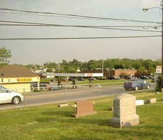 Confederate Martyrs Monument in Jeffersontown - Image: Confederate Martyrs J Town 4