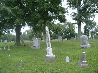 Confederate Soldiers Martyrs Monument in Eminence - Image: Confederate Soldiers Martyrs Monument in Eminence 2