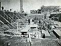 Construction de la salle des broyeurs de l'usine Price à Riverbend, Alma (Québec).jpg