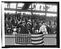 Cooledge throwing out 1st ball at World Series, 10-4-24 LOC npcc.12321.jpg