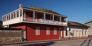 Monterey State Historic Park - Cooper-Molera Adobe