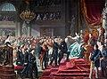 Coronación de Don Manuel J. Quintana (Palacio del Senado de España).jpg