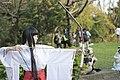 Cosplayer of Kikyo, Inuyasha at CWT42 20160213b.jpg