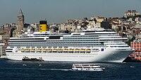 Costa cruises wikipedia for Costa diadema wikipedia