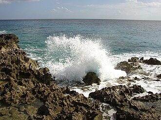 Playa Girón - Image: Costa de Playa Girón