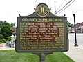 County Named, 1836 historical marker.jpg