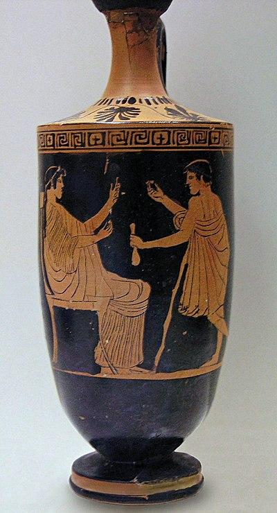 古希腊卖淫业图片