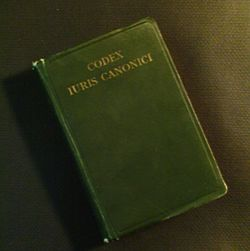 codex iuris canonici online dating