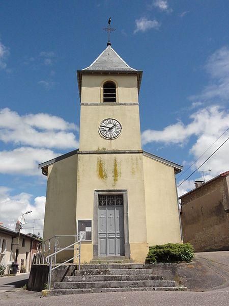 Coyviller (M-et-M) église