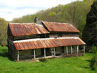 Crabtree–Blackwell Farm place in Virginia listed on National Register of Historic Places