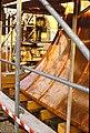 Crailsheim 1979 - Wiederbekroenung des Rathausturmes 4.jpg