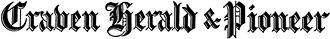 Craven Herald & Pioneer - Image: Craven Herald masthead