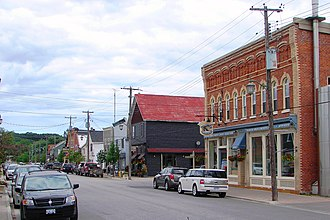 Clearview, Ontario - Image: Creemore ON