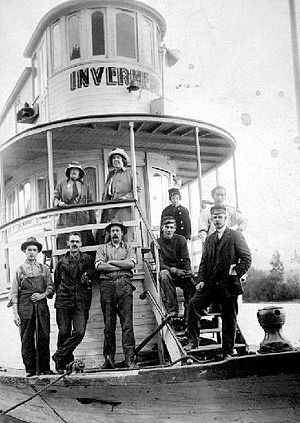Crew of Invermere (steamboat) near Golden BC, ca 1912.JPG