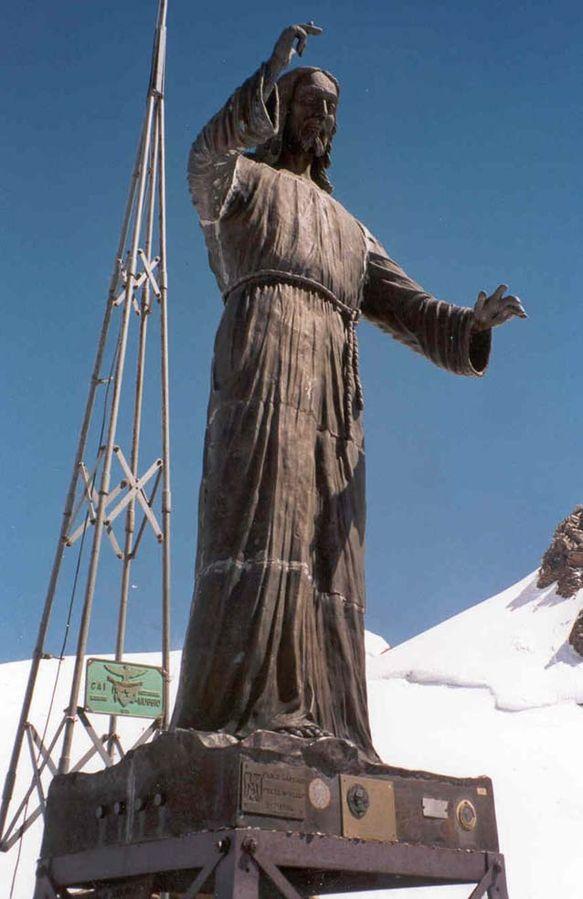 Le Christ des sommets