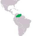 Crocodylus intermedius Distribution.png
