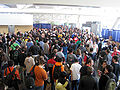Crowd after Kick-Ass panel at WonderCon 2010 1.JPG