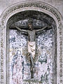Crucificado gotico - Iglesia de San Lorenzo - Navafria (Segovia).jpg