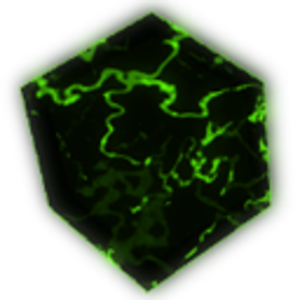 Cube (video game) - Image: Cube game icon green