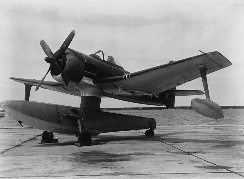 File:Curtiss SC-2 Seahawk at NAS Patuxent River in 1947.jpg