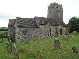 Church of St John, Cutcombe