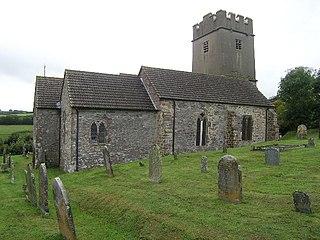 Cutcombe Human settlement in England