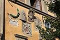 Cutigliano, palazzo dei capitani della montagna, stemmi 22.jpg