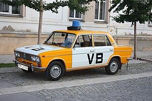 Veřejná bezpečnost - Veřejná bezpečnost vehicle