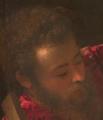 Détail du visage de l'homme dans La Femme au miroir (woman at her toilette).png