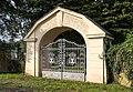 Dülmen, Jüdischer Friedhof, Eingangstor -- 2011 -- 2125.jpg