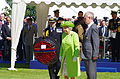 D-Day Commemoration in Bayeux Cemetery, 6 June 2014 n°2.jpg