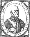 D. Filipe I - Pedro Perret 1603.png