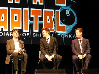 Doug Anthony All Stars - DAAS reunited for a one-off show to launch the DVD release of DAAS Kapital, 13 April 2013