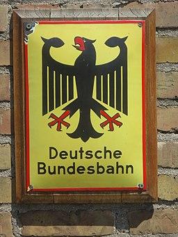 DB Hoheitszeichen