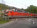 DB engine 189030 on the Trierer Weststrecke in April 2015.jpg