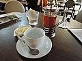 DIY lemon tea in coffee house.jpg