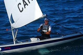 Chris Dold Canadian yacht racer